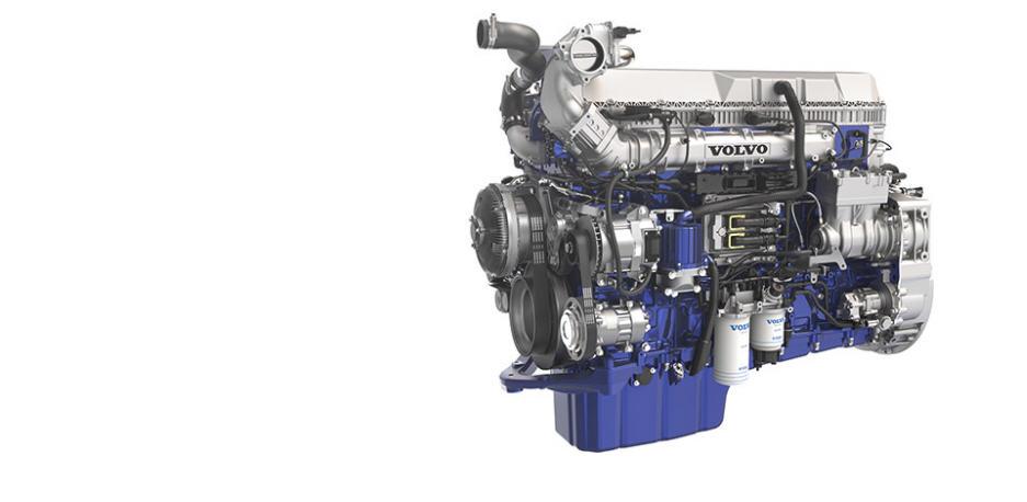volvo-motor d13